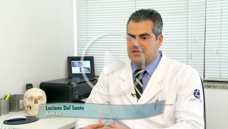Dr. Luciano Del Santo - Bem Estar - TV Globo